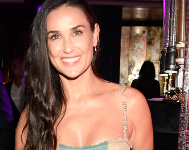 The Crazy Reason Demi Moore's Teeth Are Falling Out