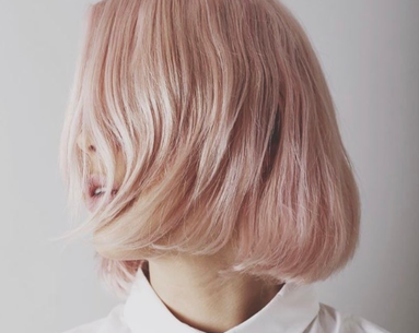 Call It Rose Gold or Pink Champagne, This Hair Trend Isn't Going Anywhere