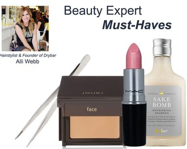 Beauty Expert Must-Haves: Alli Webb