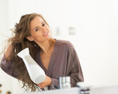4 Ways to Cut Down on Blow Dry Time