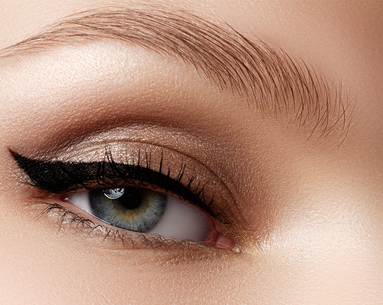 This Eyeliner String Hack Is the Only Trick You Need to Know for Perfect Eye Makeup