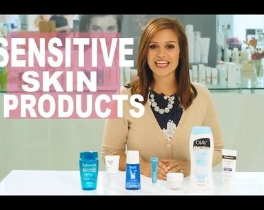 Best Anti-Aging Products For Sensitive Skin