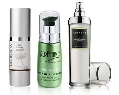 3 New Potent Anti-Aging Products for Sensitive Skin