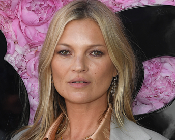 The Real Story Behind Kate Moss' Iconic 90s Pink Hair Moment