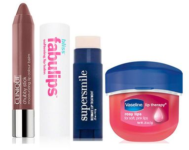 NewBeauty Editors' Picks: The Best Winter Lip Balms