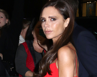 Victoria Beckham Speaks Out About Her Plastic Surgery Regret