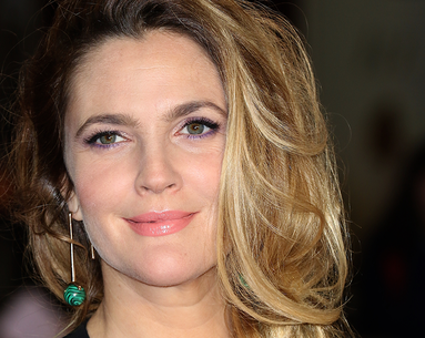 Drew Barrymore Posts a Shelfie of Her Beauty Stash Full of Covetable Skin Care Products
