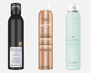 The 10 Dry Shampoos Our Editors Can't Live Without