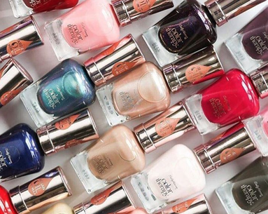 Sally Hansen's Newest Launch Isn't Like Any Other Polish Out There