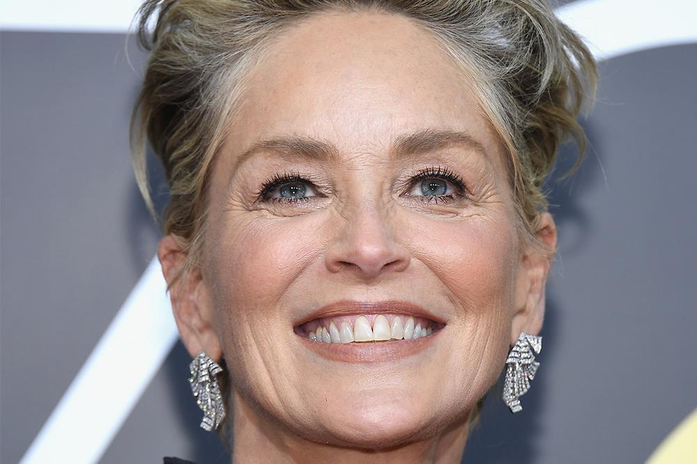 Sharon Stone Reveal Her Biggest Beauty Secrets ...