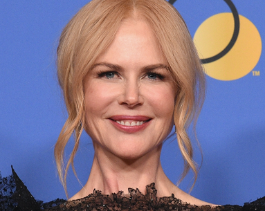 Nicole Kidman Wore This $9 Nude Lipstick to the Golden Globes