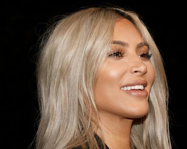 Kim Kardashian Just Changed Her Hair Up in a Major Way and the Internet Is Loving It