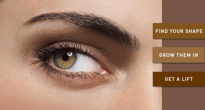 Eyebrow Tips - Sparse Eyebrows - Face - DailyBeauty