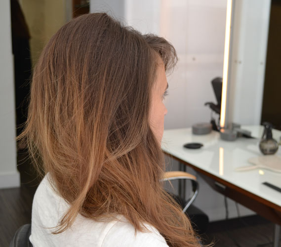 Fall Hair How-to: The Lobster Tail - Tips + Tutorials - Hair The Beauty Authority - NewBeauty