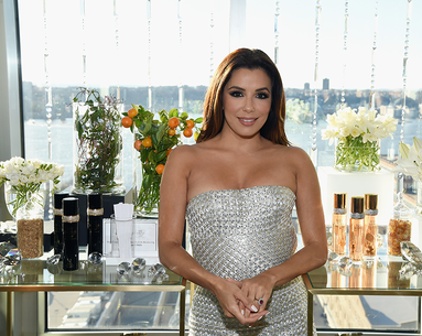 Eva Longoria on Perms, Perfume and the Beauty Product She Wishes You Would NOT Bring on a Plane