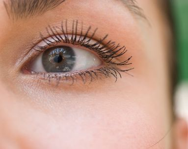 A Strange, Trending Eye Treatment Is Literally Blowing Up People's Faces
