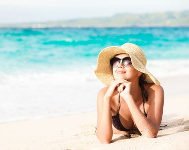 4 Products to Apply Before You Hit the Beach