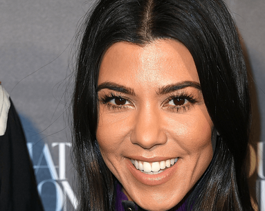 Kourtney Kardashian's New Haircut Will Have You Running to Your Stylist