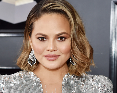 "Chrissy Teigen Just Posted a Naked Image of Her Post-Partum Body: ""This Is My New Body"""