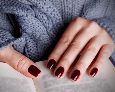The Secret to Detoxifying Your Nails