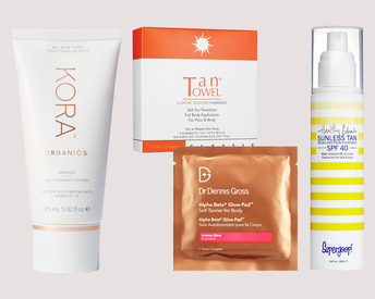 The 17 Best Self-Tanners for Bronzed Skin without Sun Damage