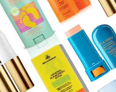 10 On-the-Go Sunscreen Sticks That Will Save Your Skin