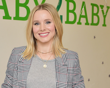 Kristen Bell's Makeup-Free Selfie Shows How Naturally Radiant She Is at 38
