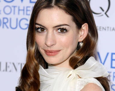 Anne Hathaway Says Her Recent Weight Gain Is No One Else's Business