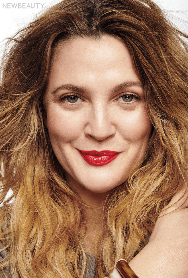 Drew Barrymore Spring 2019 Cover Shoot Beauty Interview ...