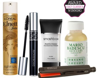 Award Winning Cult Beauty Favorites