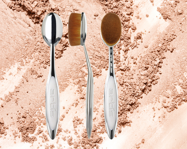 The Makeup Brush That Made My Foundation Go From Frightful to Flawless