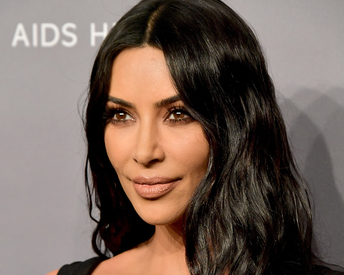 Kim Kardashian's Makeup-Free Selfies Reveal What Her Psoriasis Really Looks Like