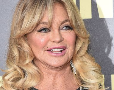 Goldie Hawn's Diet Secret Is What Keeps Her Looking So Youthful