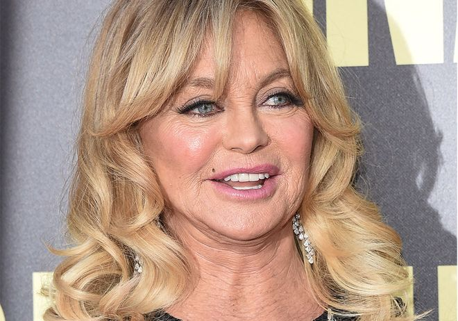 Goldie Hawn's Beauty And Diet Secrets