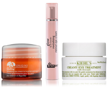 The Eyes Have It: Best-Selling Eye Serums, Creams & Gels