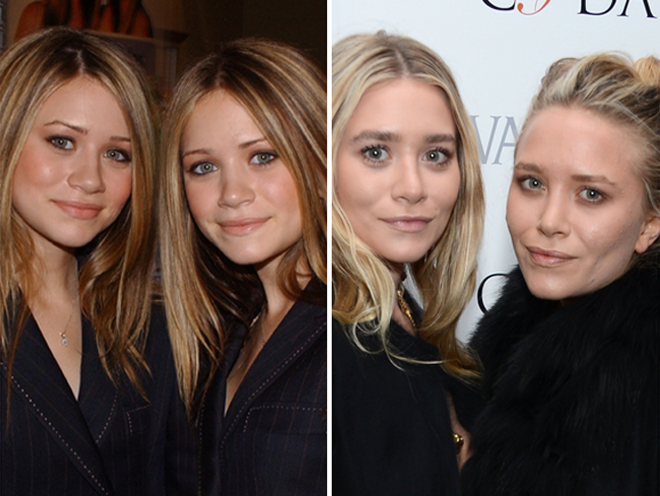 Pity, Mary kate and ashley olsen boobs for that