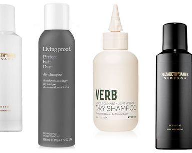 The Newest Dry Shampoos That Do More