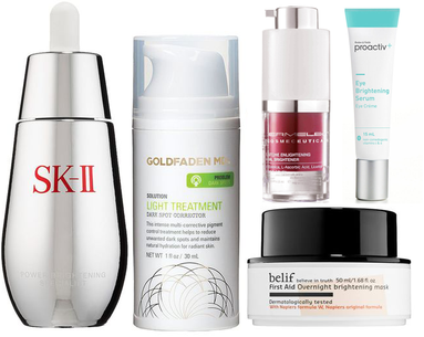 7 High-Tech Skin Brighteners