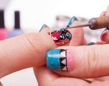 TopCoat Brings Nail Artists to Your Home
