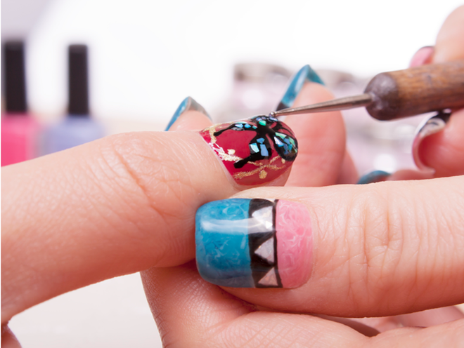 TopCoat Brings Nail Art Artists to Your Home - Hands + Nails - Body ...