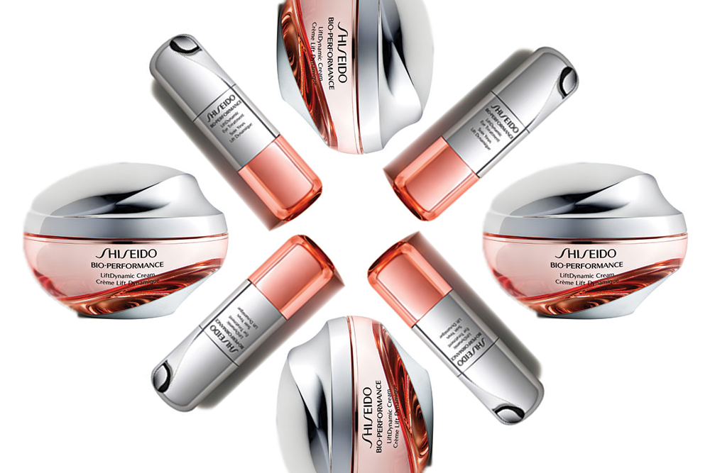 This New Skin Care From Shiseido Is What Every 40-Something Needs