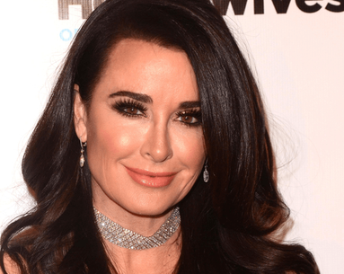 Kyle Richards Carries This Semi-Gross Product in Her Makeup Bag—but She Says It Works