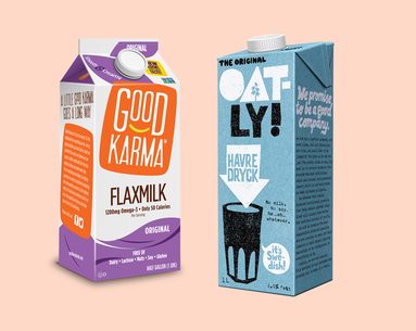 You Have to Try These New Dairy-Alternative Milks