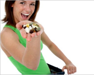 Weight Loss With Dietary Supplements—Not Diet Pills