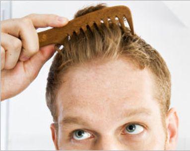 How Men Can Measure Hair Loss