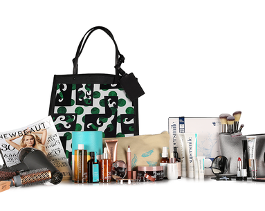See Inside NewBeauty's Exclusive GRAMMYs Gift Bag!