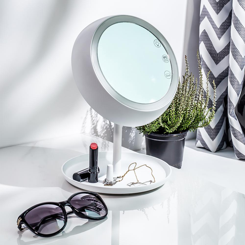 High Tech Mirrors For Better Makeup Foundation Makeup