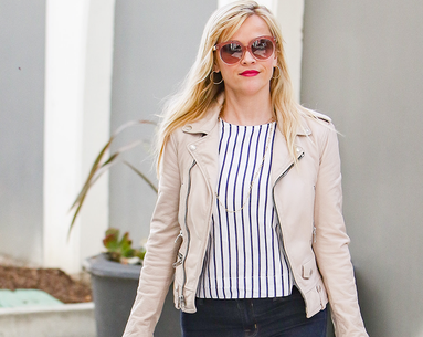You're About to See a Lot More of Reese Witherspoon in Her New Beauty Gig