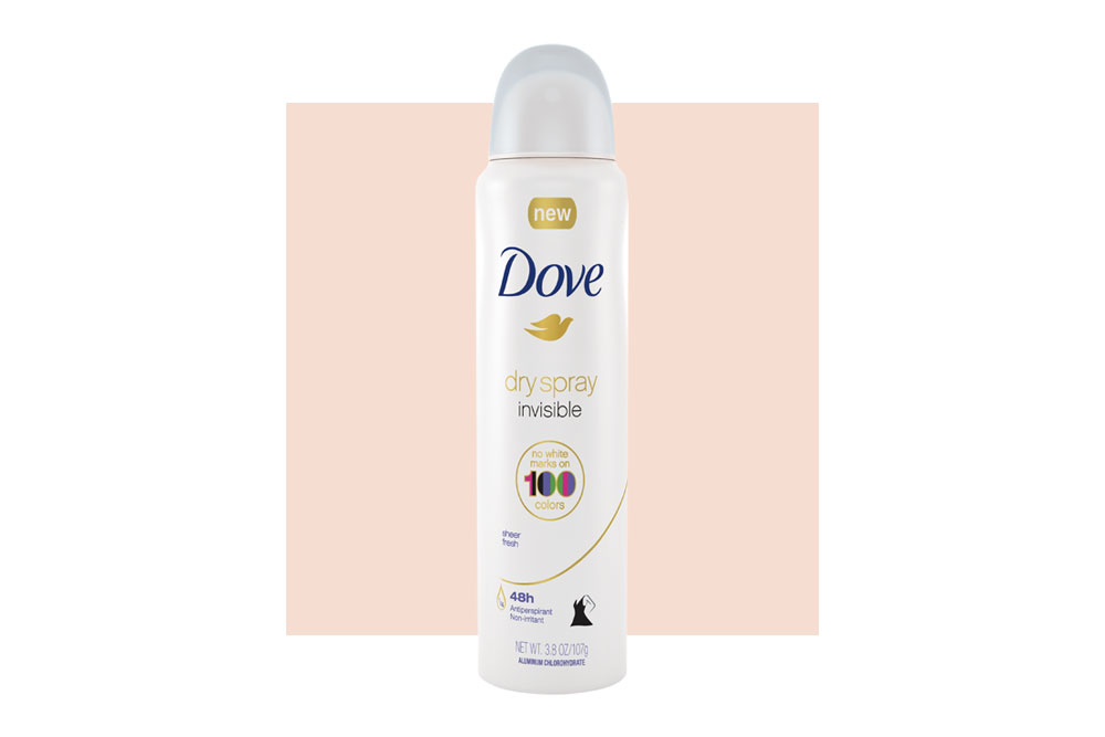 There's Finally a Deodorant That Doesn't Leave White Marks on Your Clothes