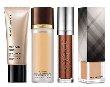 The 9 Best Foundations For Dry Skin